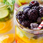 Blackberry and Orange Detox Water Recipe