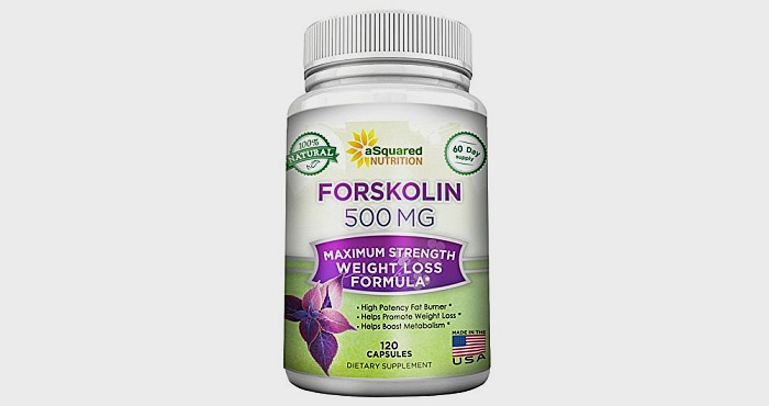 Forskolin-pills